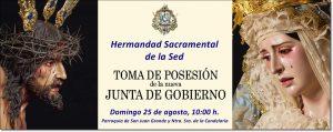Toma de Posesión de la nueva Junta de Gobierno @ Parroquia San Juan Grande y Ntra. Sra. de la Candelaria
