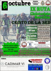 """IX Ruta Cicloturista """"Cristo de la Sed"""" @ Parroquia San Juan Grande y Ntra. Sra. de la Candelaria"""