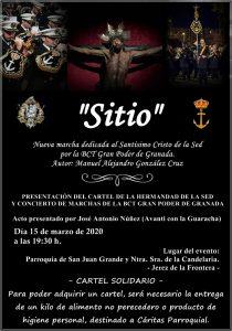 Presentación Cartel y Concierto BCT Gran Poder de Granada. @ Parroquia San Juan Grande y Ntra. Sra. de la Candelaria