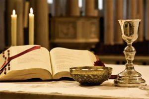 Santa Misa de Hermandad y Cultos semanales @ Parroquia Cristo de la Sed